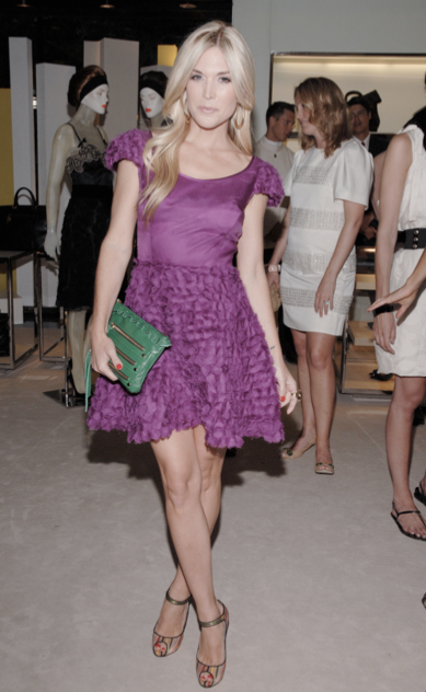Akris Boutique Opening